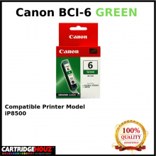 Canon BCI-6 (Green) (14 ml) ink For iP8500