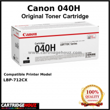 Canon Cart 040H (Black) (12.5K pgs) Toner For LBP-712Cx Printer