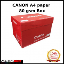 Canon A4 Business High Grade Paper 80gsm Box - 5 reams