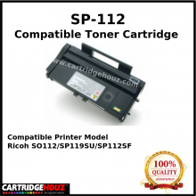 Compatible Ricoh SP-112 (2K PGS) for Ricoh SO112/SP119SU/SP112SF