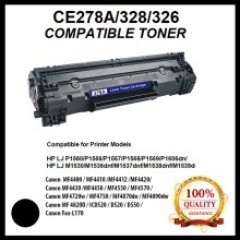 Compatible HP CE278A (78A) / Canon CART 328 / Canon CART 326 Toner Cartridge